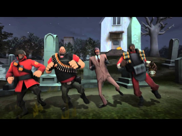 Skeleton Dance SFM