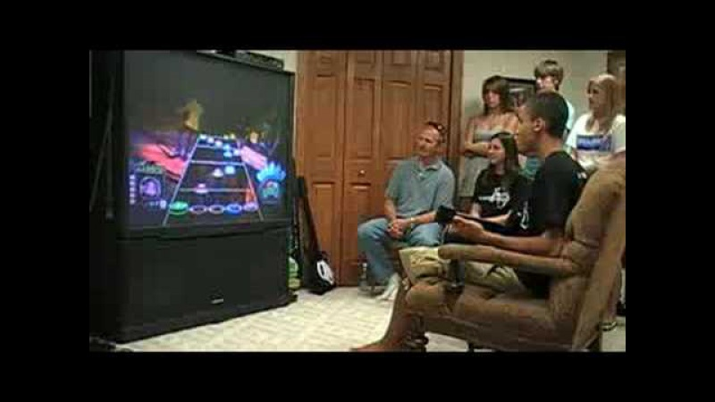 Official Guitar Hero III Guinness Record 899 703