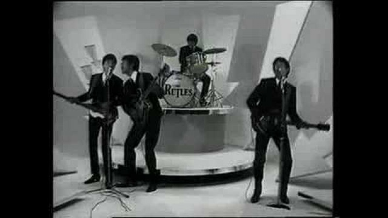THE RUTLES Hold My Hand 1963