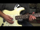 David Gilmour - The Wall - Guitar Solo - part 3 Lead Guitar Lesson