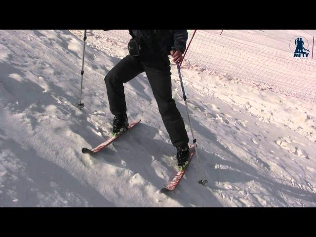 Видеоприложение к лекции техника лыжного туризма ч 1