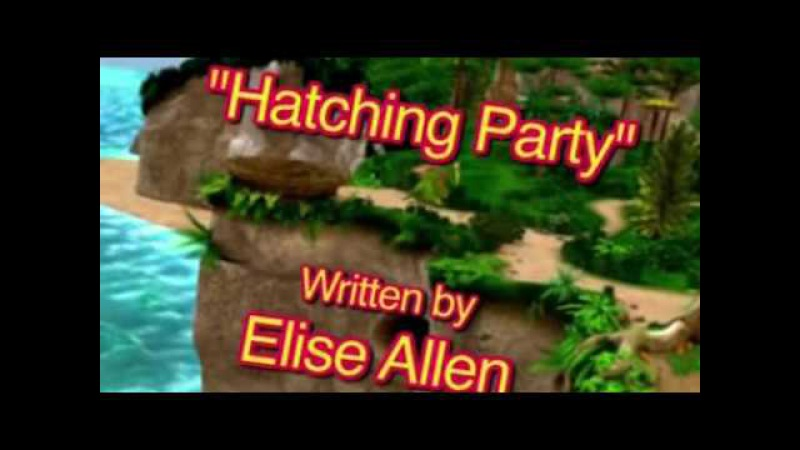 Dinosaur Train The Theropod Club Hatching Party