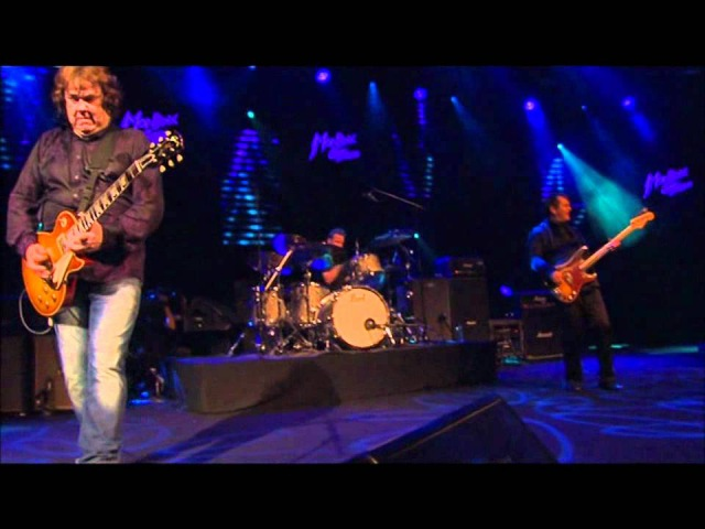 Gary Moore - Still Got The Blues last concert 2010