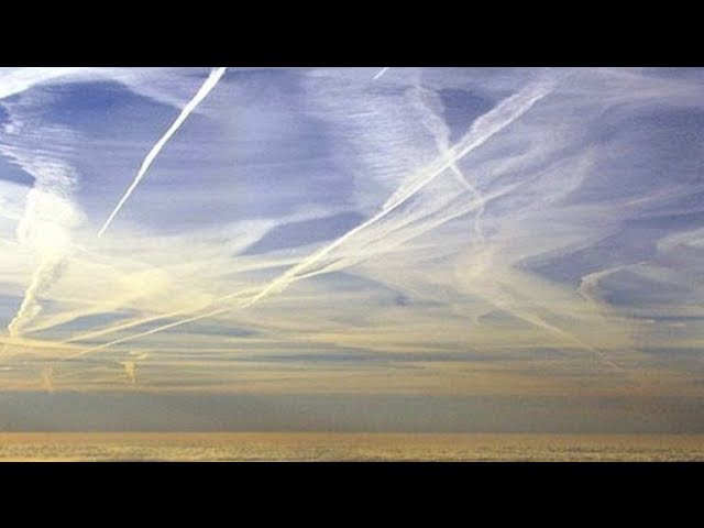 Chemtrails — How They Affect You and What You Can Do
