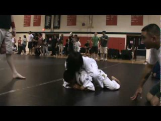 Gavin Corbe Gi Match 1 US Grappling Jr. Championships Won By Submission