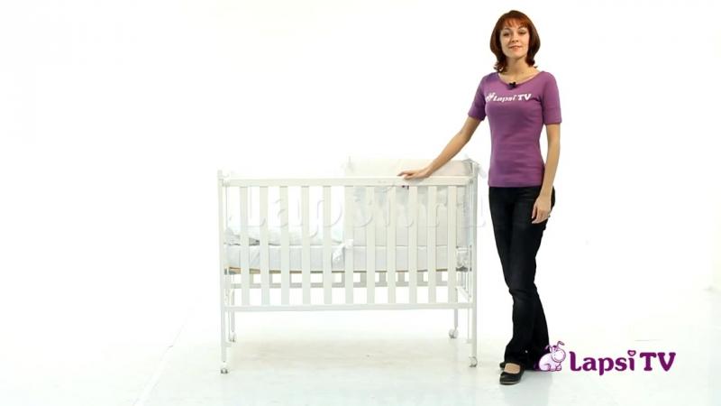 Кровать 120x60 Micuna Baby Giraffe (Микуна Бэби Жираф)