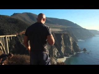 EasyFitness Денис Семенихин - Велопробег по Калифорнии [70 км]