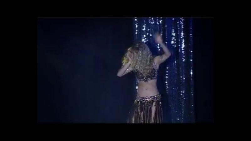 Passionate Romantic Bellydance - Romy