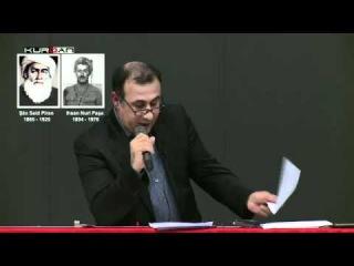 Krt nderleri eyh Said ve hsan Nuri Paa - Kurdan TV