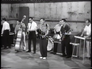 """Bill haley  his comets - """"hot dog buddy buddy"""" - from dont knock the rock (1956г.)"""