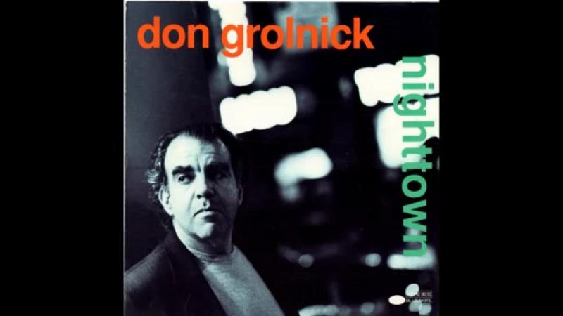 Nighttown Don Grolnick