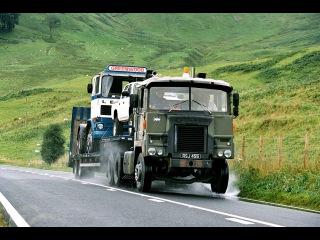 Volvo F88 обзор грузового автомобиля. ТОП 10 лучших грузовиков всех времен.