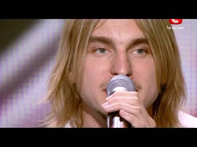 иксфактор2 сезон Виталий Гава x-factor 10,09,2011