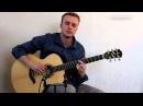 Depeche Mode - Enjoy the silence ( guitar cover by Alexey Nosov )