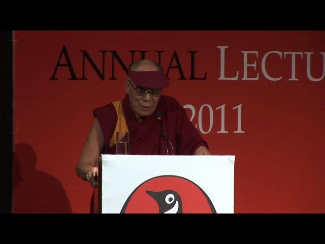 Далай-лама о счастье