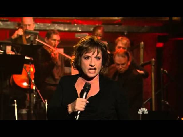 Patti Lupone Everything's Coming up Roses LIVE