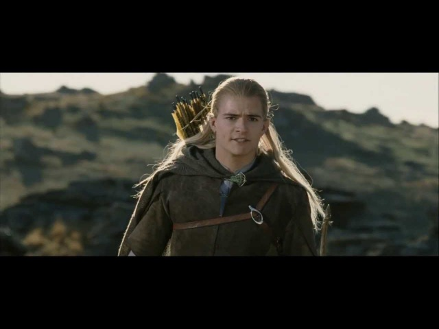 They're Taking The Hobbits To Isengard - High Definition Remake