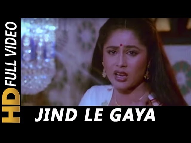 Jind Le Gaya Woh Dil Ka Jaani Lata Mangeshkar Aap Ke Saath 1986 Songs Smita Patil Anil Kapoor