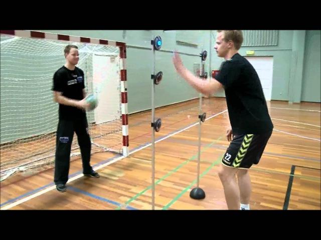 FITLIGHT Trainer™ Handball Goalkeeper Training 1
