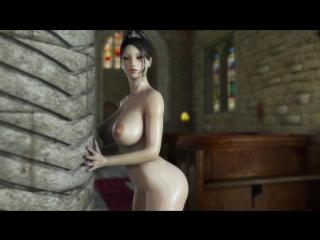 Secret Of Beauty 3 [2015] [Uncen] [3D] [ENG] Anime Hentai