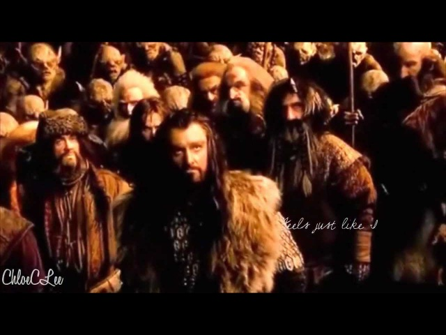Thorin Fili Kili Everbody Loves Me