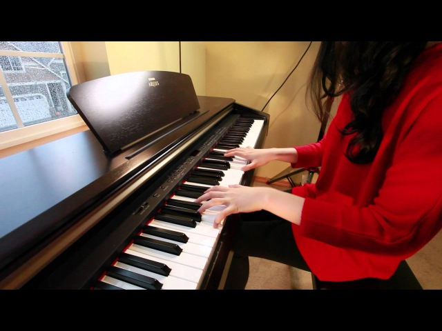Endless Love The Myth OST Jackie Chan ft Kim Hee Seon PIANO COVER AN COONG PIANO