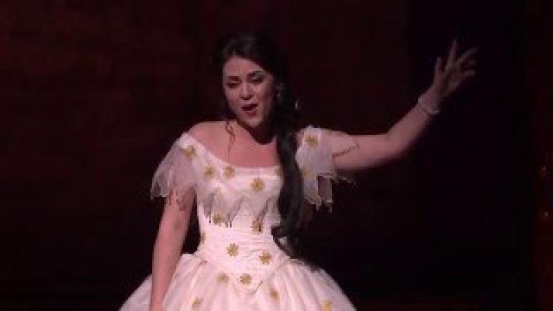 Venera Gimadieva - E strano - Sempre libera (Verdi - LA TRAVIATA), ROH-2016