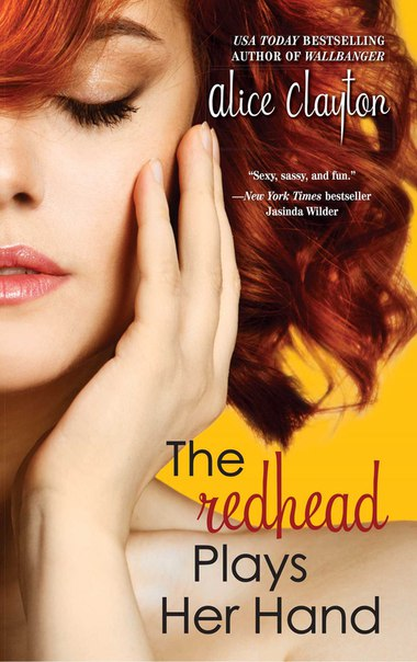 The Redhead Plays Her Hand (Redhead #3)