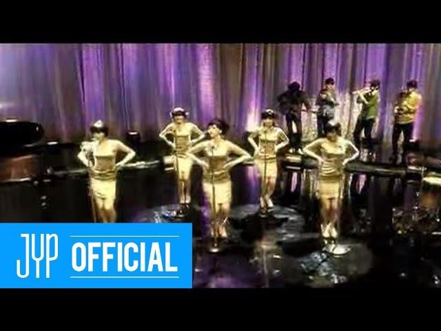 Wonder Girls NOBODY (Kor. Ver) M/V