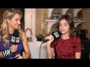 Lucy Hale Describes Awkward Sex Scene! (Pretty Little Liars) | Hollywire