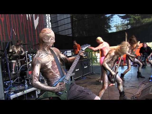 COTE D'AVER Live At OBSCENE EXTREME 2015 HD