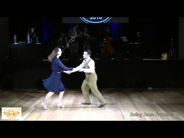 BarSWINGona'16 - Jb Mino Tatiana Udry - The Atomic Swing Five - V. SSF-CAT