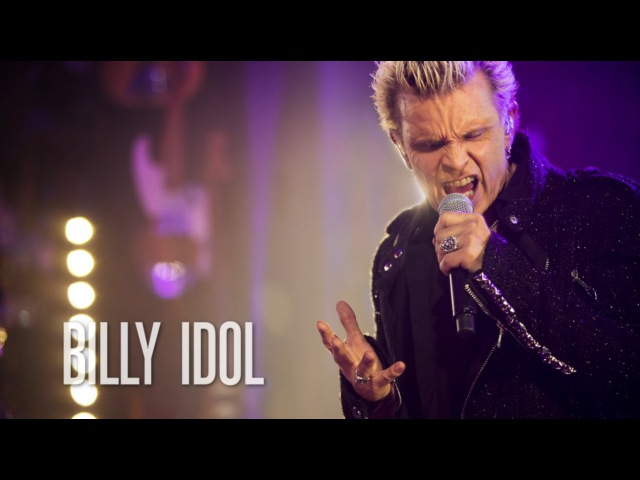 Billy Idol Dancing With Myself Guitar Center Sessions on DIRECTV