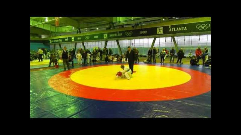 Джиу- Джитсу(JU-JUTSU)областные соревнования 13.02.16г.-продолжение г.Запорожье №30.