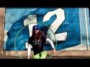 Seattle Seahawks 12th Hula Hoop Man