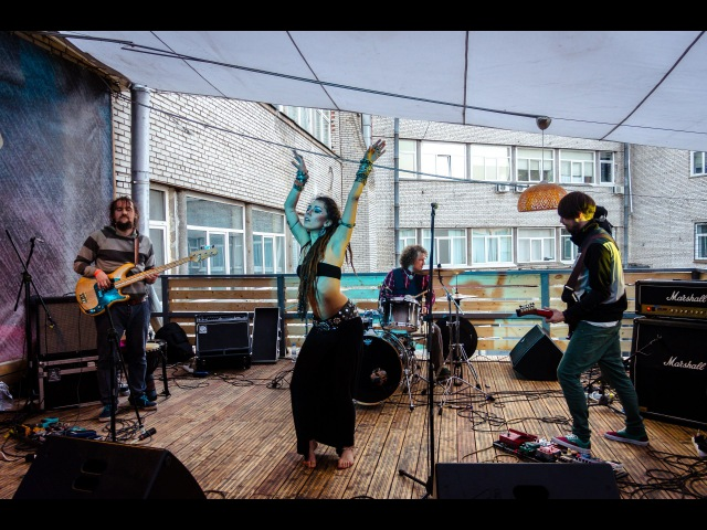 Elektomagnezia live compitation @ Psih Fest 05 2015 Place Club
