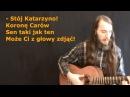 Польский язык Урок 14 Jacek Kaczmarski Sen Katarzyny II разбор песни