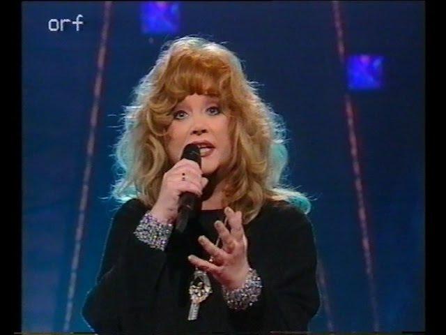 Алла Пугачева Примадонна финал Евровидение 03 05 1997 г