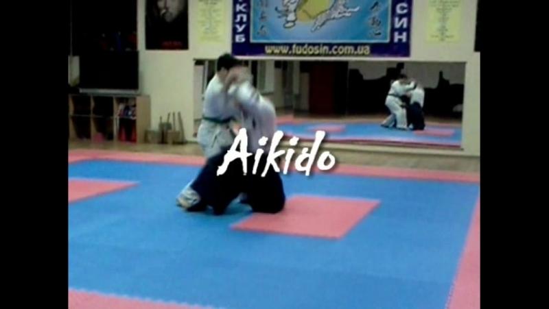 Клуб Канкиро Айки джиу джитсу Айки джитсу Практическое Айкидо Сегедская 18