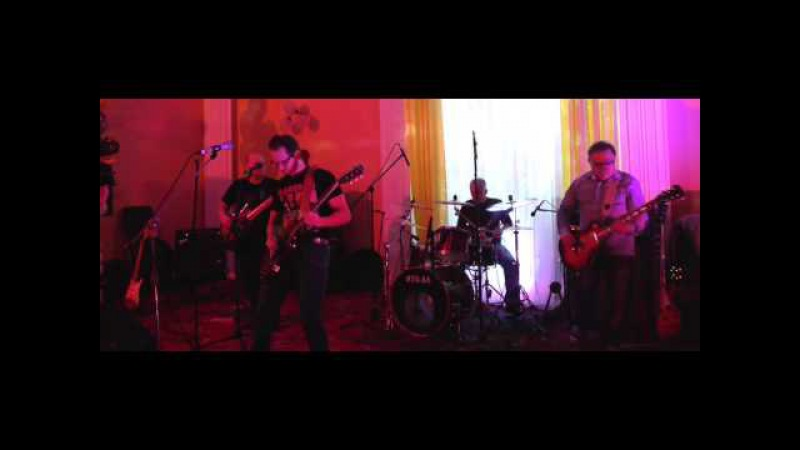 ИSКРЫ Breack On Trought The Doors cover
