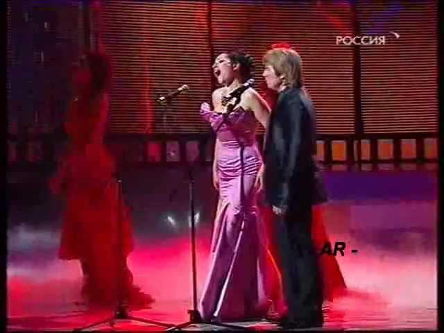 Песни кино Призрак оперы НБ и Карина Сербина