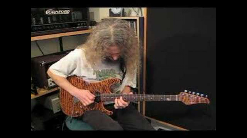 Guthrie Govan - Jimi Hendrix Style Track | JTCGuitar.com