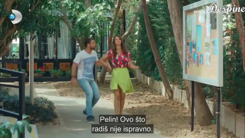 Slatka Osveta 18 epizoda Pelin i Ruzgar se suočavaju