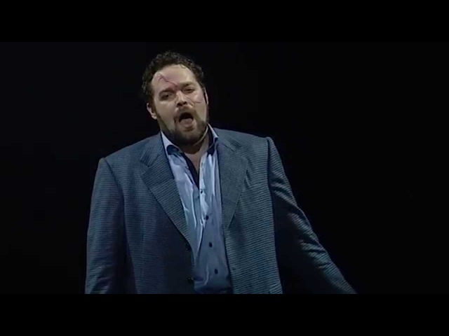 Bryan Hymel sings Asile héréditaire from Rossini's Guillaume Tell