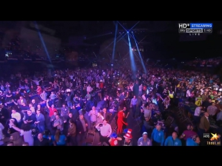 Adrian Lewis vs Robert Thornton (2016 Premier League Darts / Week 13)