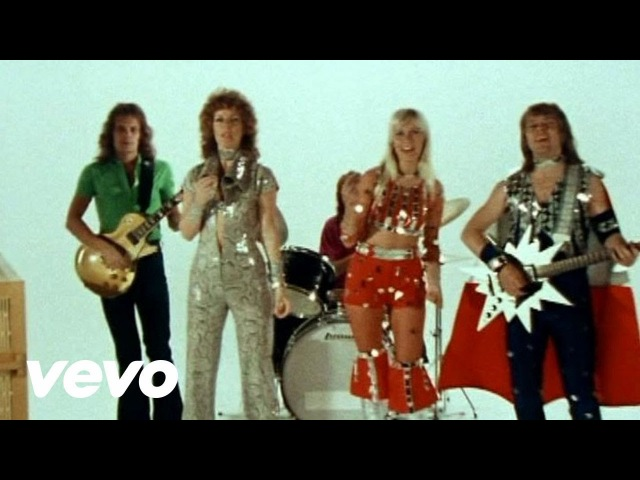 Abba - Ring, Ring (Official Video)