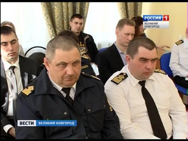 ГТРК СЛАВИЯ Рыбохрана совещание перед нерестом 07 04 16