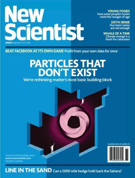 New Scientist - September 10, 2016