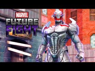 Hodgepodgedude  играет Marvel Future Fight #2