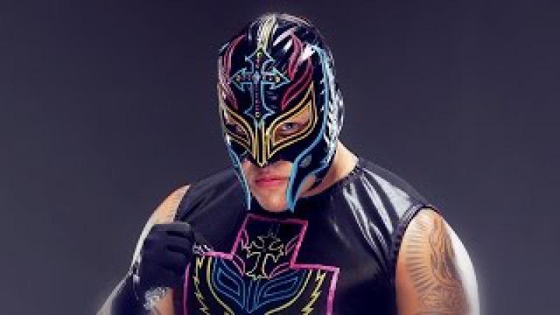 WWE/AAA Rey Mysterio 12 Super Hero Costumes HD
